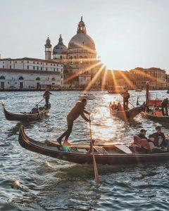 Венеция красивые виды