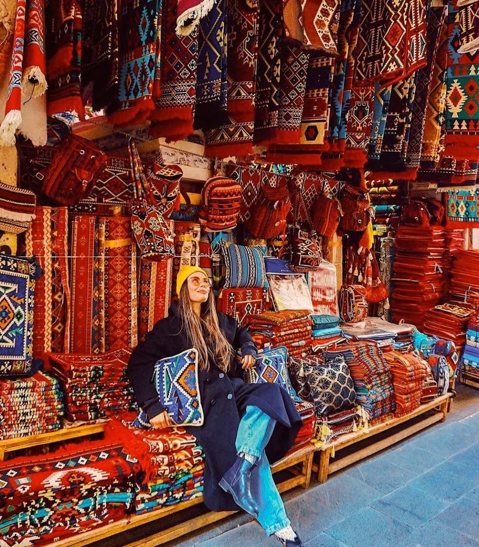 красивые базары Стамбула
