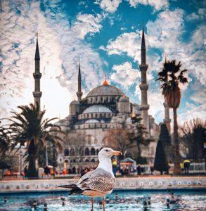 красивые виды Турции