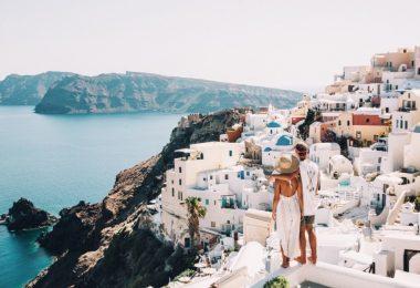 красивые виды Греции