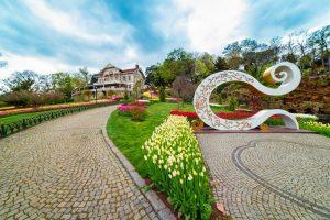 Парк Эмигран в Турции