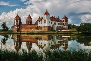 замок в Беларуси фото