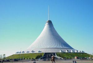 достопримечательности Казахстана фото