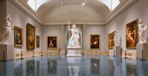 Национальный музей Прадо в Мадриде фото