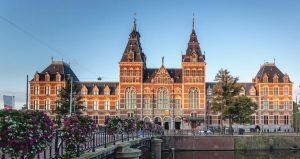 Рейксмузеум в Амстердаме фото