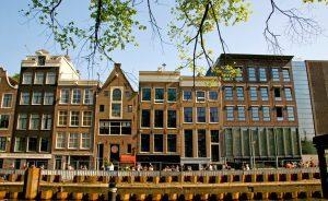 Дом-музей Анны Франк в Амстердаме фото