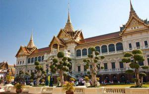 Королевский дворец в Таиланде фото