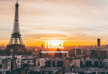 путешествие во Францию фото