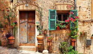 красивые улицы Испании фото