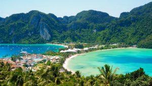 Острова Пхи-пхи красивое фото