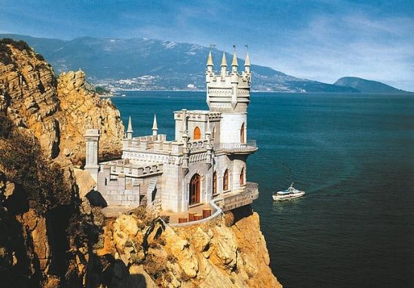 поездка в Крым в 2020 году