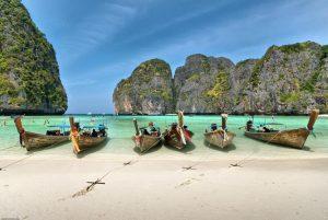 путешествие в Таиланд лодки фото