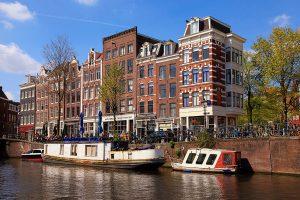 Район Йордан в Амстердаме фото