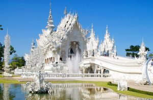 Белый храм красивое фото
