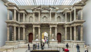 Пергамский музей фото внутри