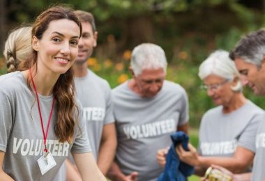 волонтерство в Европе