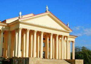 Зимний театр в Сочи