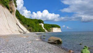 Остров Рюген (расположен на северном побережье Германии)