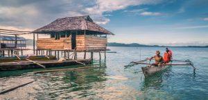 бунгало на Бали