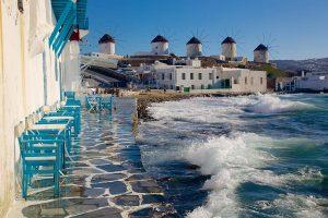 летний отдых в Греции в 2020 году