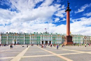 Дворцовая площадь фото