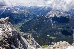 Цугшпитце (немецкие Альпы)