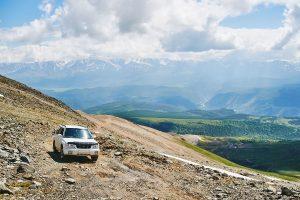 поездка в Алтай на машине