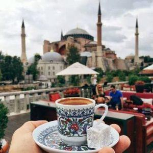 чайные традиции в Турции красивое фото