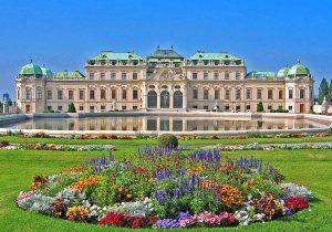 Королевский дворец Бельведер