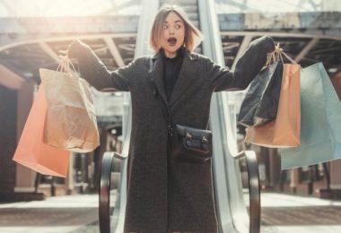шопинг в Европе аутлеты