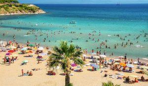 красивые пляжи Турции фото