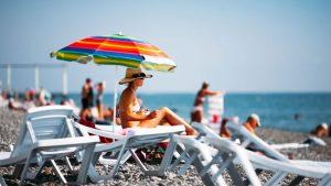 пляжи черноморского побережья фото