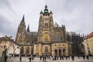 Собор Святого Вита в Чехии фото