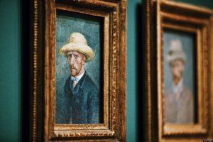 музей Ваг Гога в Амстердаме фото картин 2020