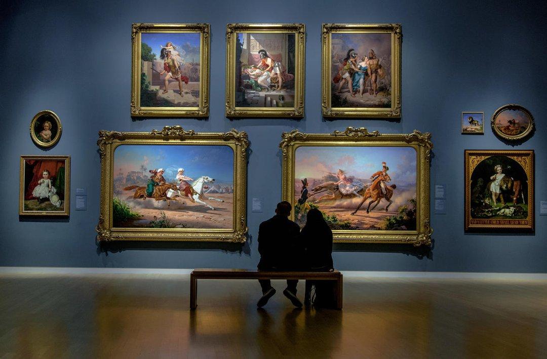 онлайн экскурсии по музеям мира 2020