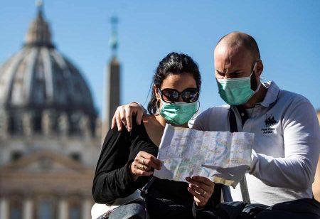 коронавирус и туризм