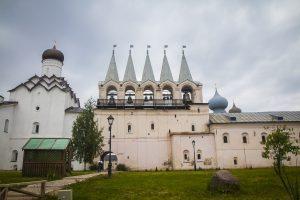 монастыри в Карелии фото