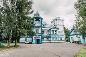 Усадьба-маяк Колчаново
