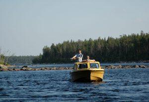 рыбалка в Карелии фото
