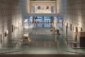 музей Акрополя в Афинах фото внутри