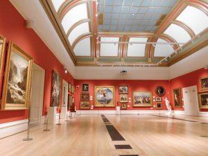 Третьяковская галерея вид изнутри фото 2020