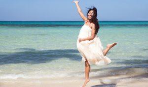 страховка для беременных на море
