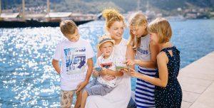 отдых с детьми в Черногории