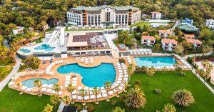 отели в Турции 2020