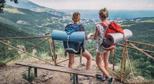 пеший туризм в Крыму 2020
