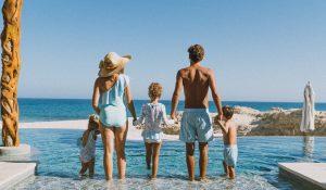 отдых на море всей семьей