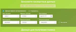 оформить медицинскую страховку онлайн