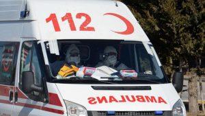 медики в Турции коронавирус