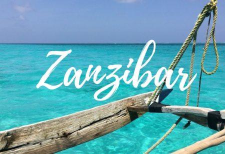 отдых на Занзибаре 2020