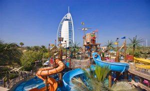 развлечения в Дубае 2020 аквапарк
